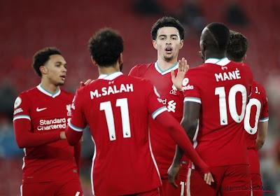 Liverpool se met au travail pour prolonger un de ses milieux de terrain