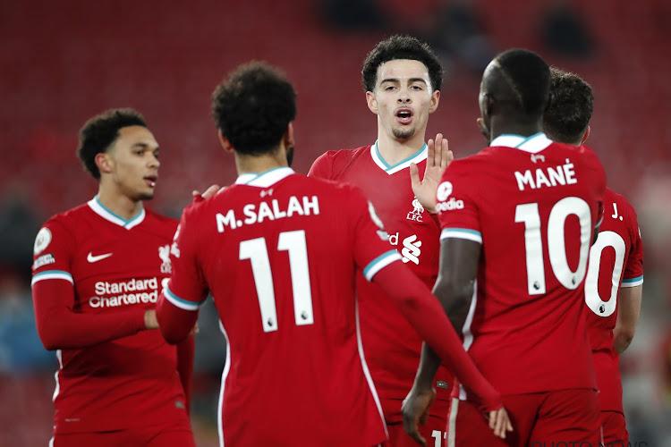 Premier League : Liverpool met fin à sa terrible série