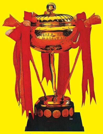 JADUAL DAN TIKET PAHANG VS MELAKA FINAL PIALA EMAS RAJA-RAJA 2011