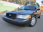 2008 Ford Crown Victoria Police Interceptor Super Sharp!!