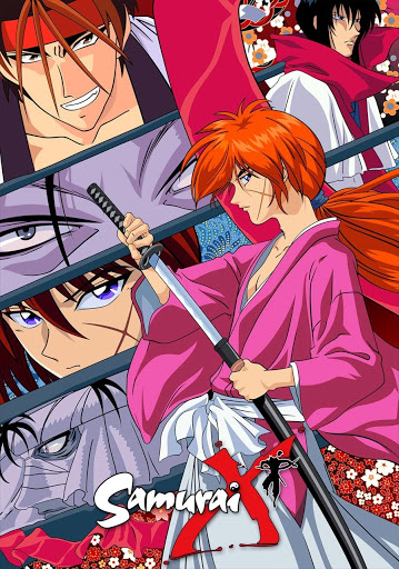 Rurouni Kenshin ซามูไรพเนจร ตอนที่ 1-95 END [พากย์ไทย]
