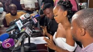 """My Son Wasn't Aware of my Situation """"- Akuapem Poloo Tells"""