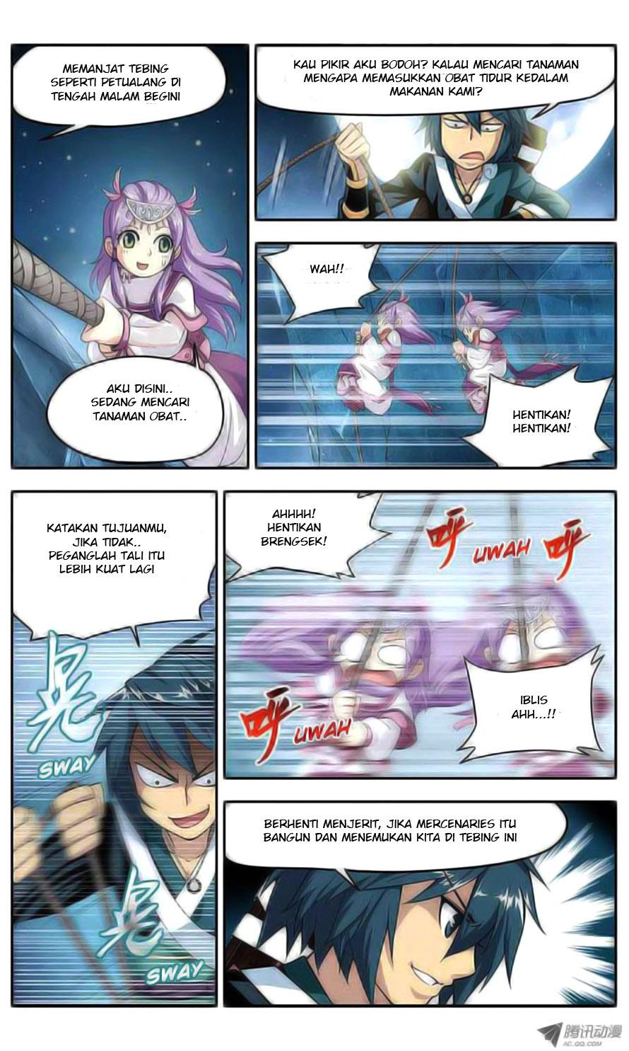Dilarang COPAS - situs resmi www.mangacanblog.com - Komik battle through heaven 022 - chapter 22 23 Indonesia battle through heaven 022 - chapter 22 Terbaru 14|Baca Manga Komik Indonesia|Mangacan