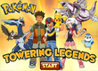 Jogos do Pokemon Towering Legends