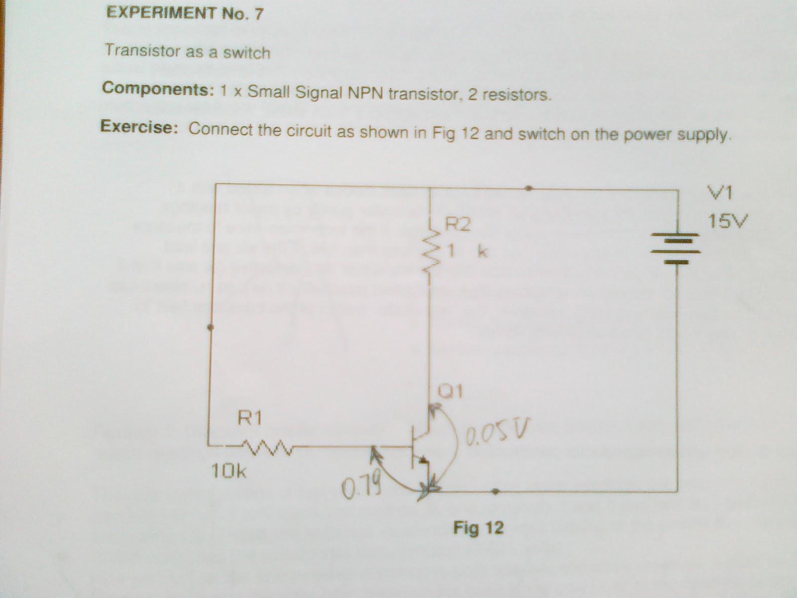 Vlad Practical Workbook Experiment 6 Bjp Transistors