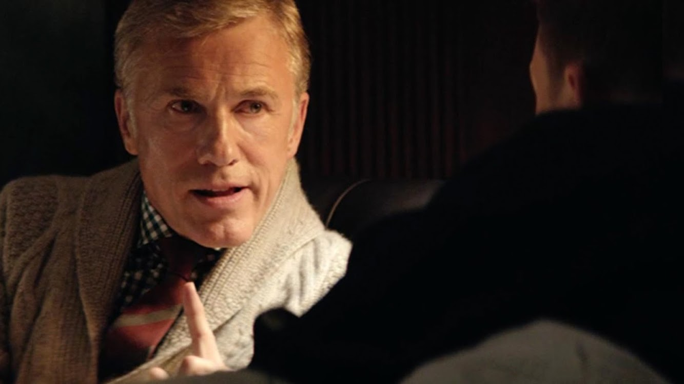 Christoph Waltz Tells James Corden The Story of Clash of Clans: Legend of the Last Lava Pup