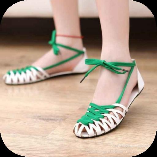 Flat Sendals Ideas - Fashion 2018 (app)