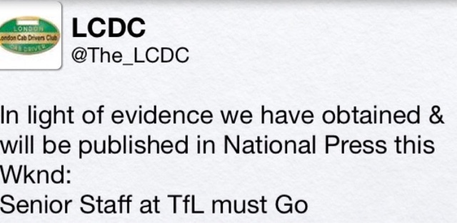 It Gets Much Worse   TfLTPH Knew About The Fake DBS Certificates As