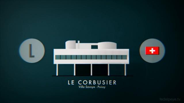 *ABC建築師 A~Z 26個英文字母創意動畫:介紹世界各國特色建築的趣味短片! 2