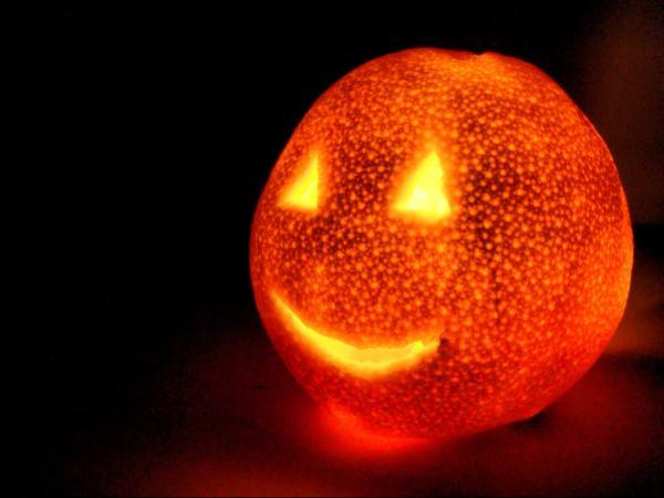Shining Halloween Pumpkin, Halloween