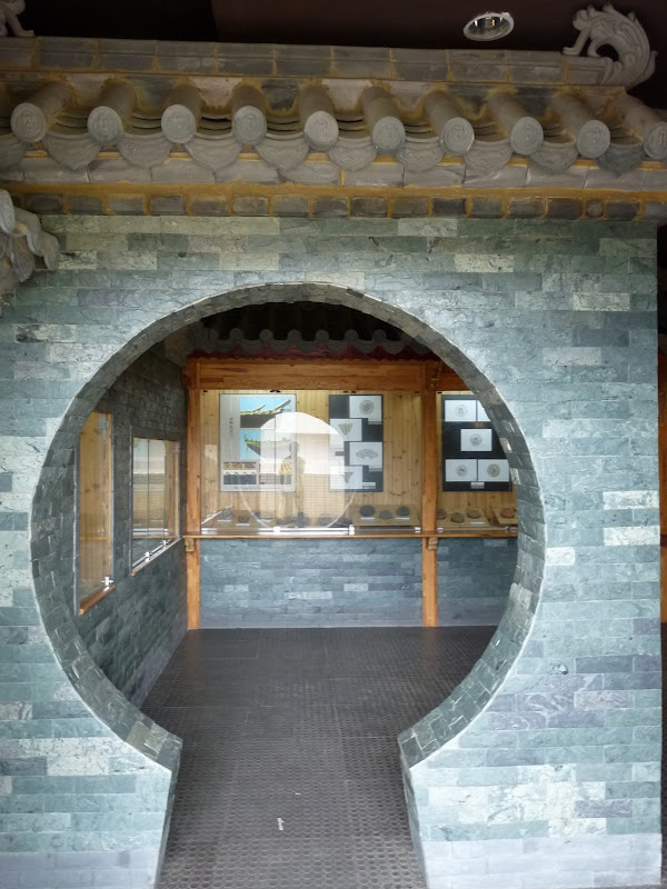 CHINE.YUNNAN.KUN MING Temple, jardin horticole,Musée des minorites - P1270424.JPG
