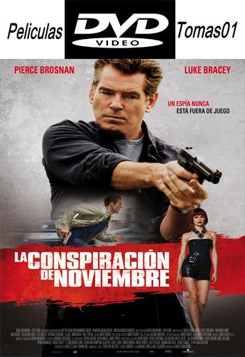 La Conspiración de Noviembre (2014) DVDRip