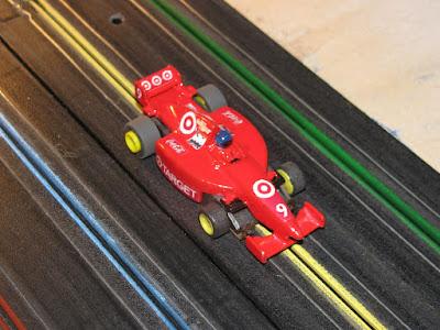 Mike Kristof #9 Target Fitz Ganassi Racing