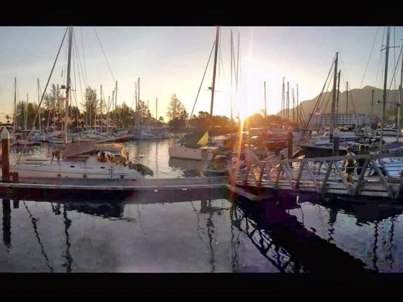 Telaga Harbour Sunset