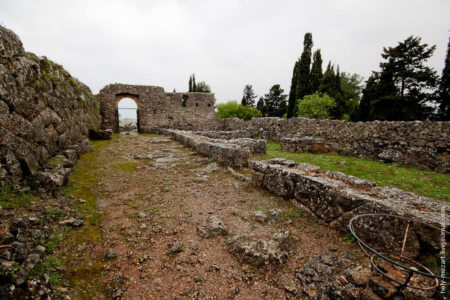 Греция Игуменица, Сивота, Парга, Месопотамон