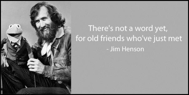 Jim Henson friend