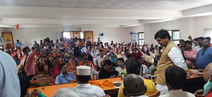 समस्तीपुर जिले में एक हजार करोड़ रुपए का निवेश किया जाएगा : उद्योग मंत्री शहनवाज हुसैन