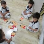 Making Humpty Dumpty Stick Puppet Activity (Nursery) 1-9-14