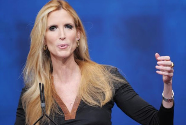 Ann Coulter breaks with Trump on VP pick Pence