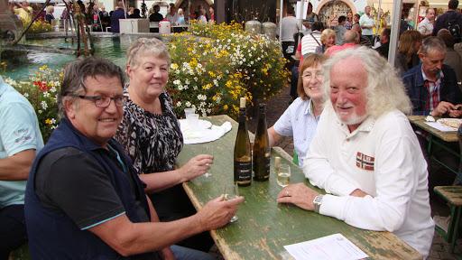 Eguisheim Met Wolfgang & Christa