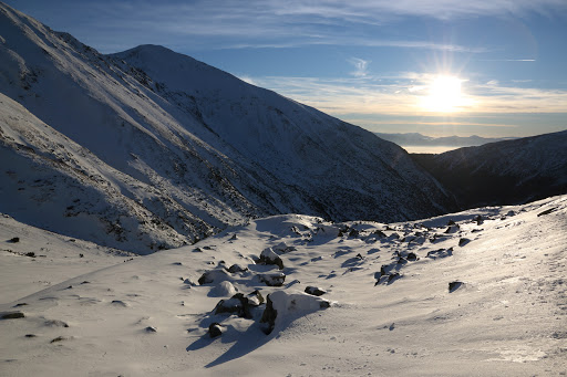 Nad Žiarskou dolinou