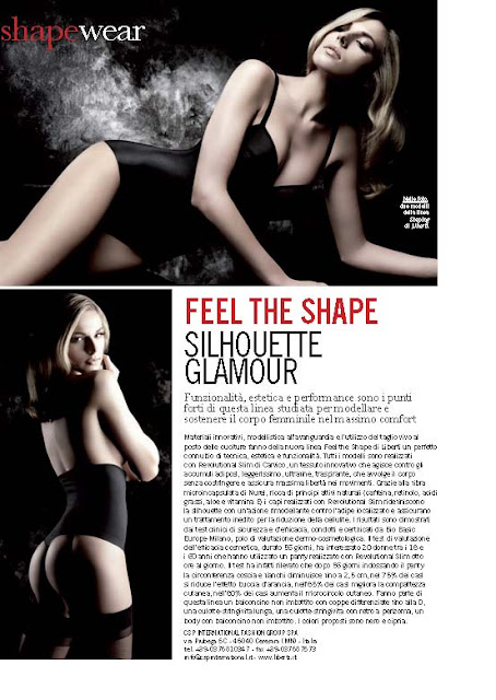 Feel the Shape, advertorial otoño invierno 2011