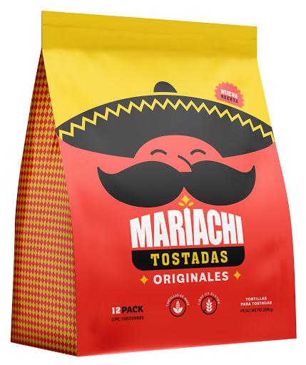 tostadas mariachi 12und
