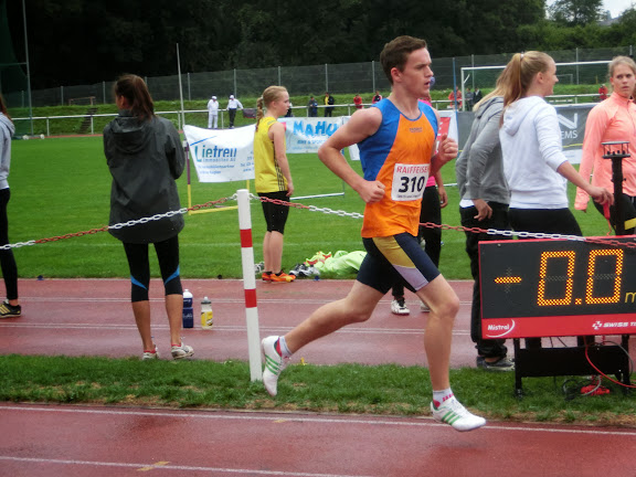 SVM Juniorliga A in Düdingen