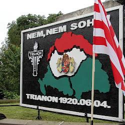 Trianoni megemlékezés Miskolcon 2010.06.04.