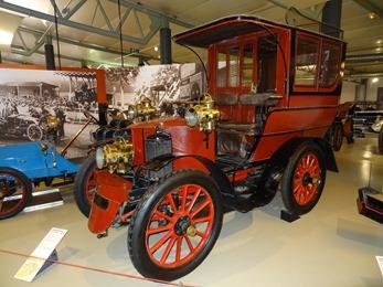 2019.01.20-047 Amédée Bollée Fils Type D Limousine 1901