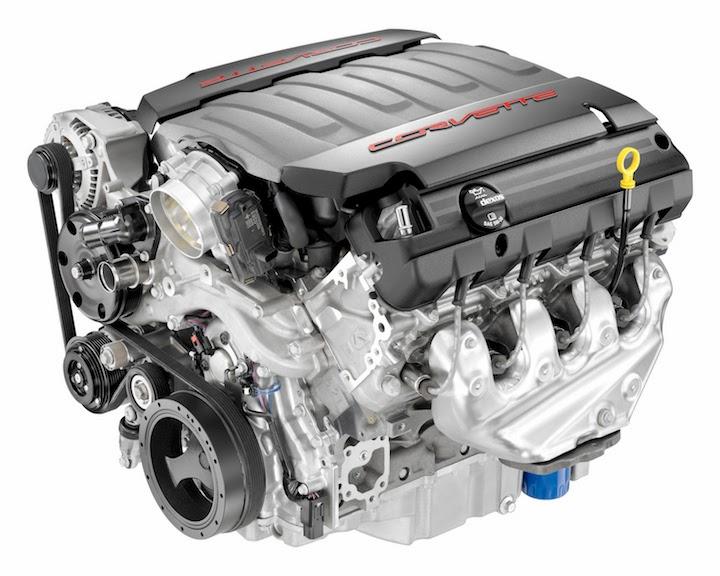2014 Chevrolet Corvette Stingray LT1 V8