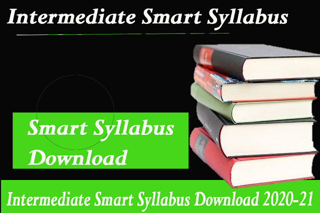 2nd year syllabus Intermediate Smart Syllabus Download 2020-21