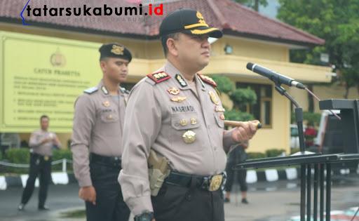 Wilayah Potensi Konflik Pemilu 2019 di Sukabumi, Kapolres Sukabumi Angkat Bicara