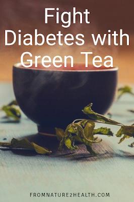Green Tea for Diabetic