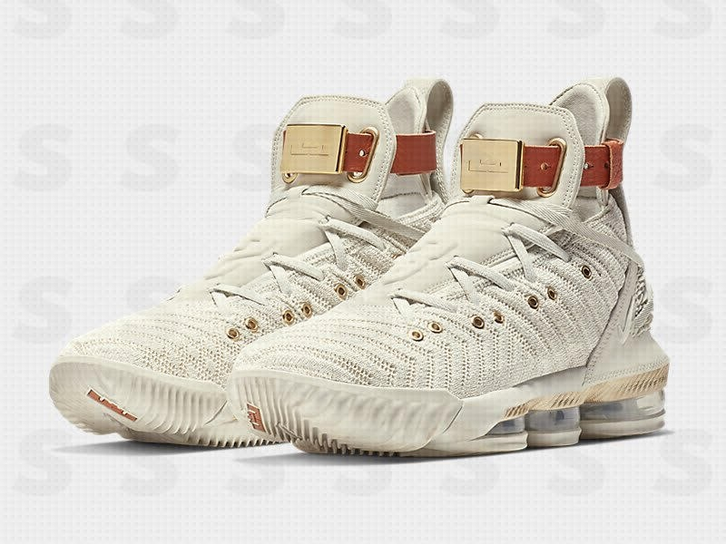 online store f1310 0b14c Nike LeBron 16 HFR Set to Debut During New York Fashion Week ...