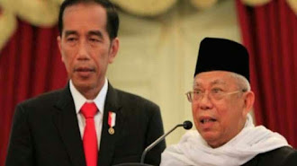 Bekas Cagub dan Cawagub Bersekutu Bantu Jokowi- Ma'ruf