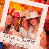 Bruiloft Eelco en Janneke feesttent Oudehaske
