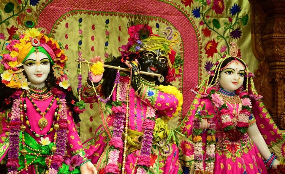 ISKCON GEV Deity Darshan 08 Jan 2017 (22)