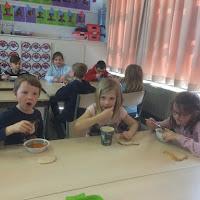 Sobere maaltijd 2de leerjaar