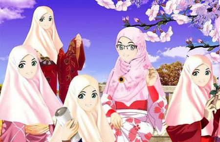 Manfaat Jilbab Bagi Kesehatan