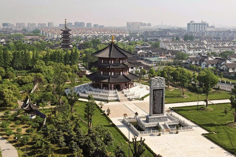 Hanshan Cold Mountain Temple