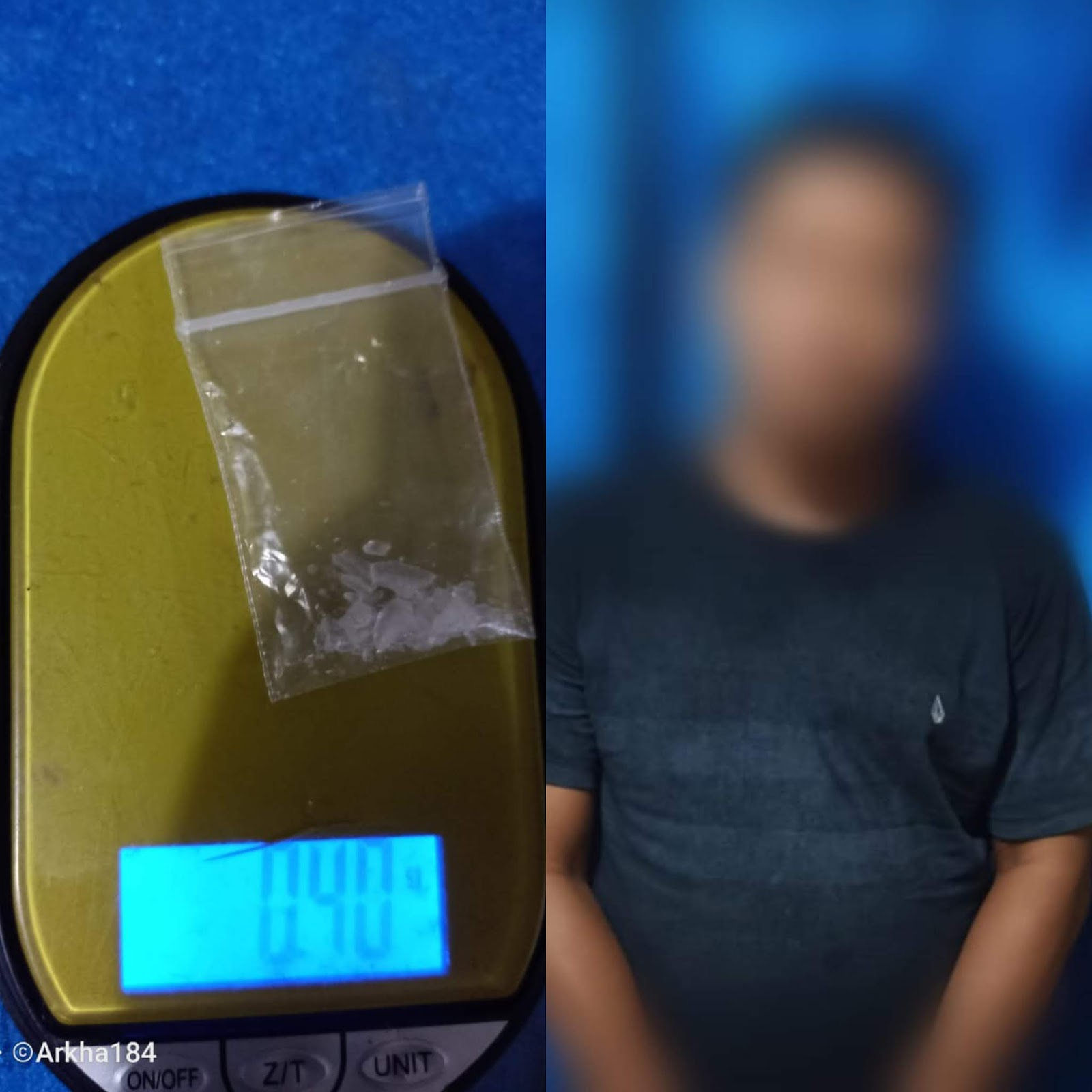 Miliki Narkoba Jenis Sabu, Warga Sinjai dan Bone diciduk Polisi