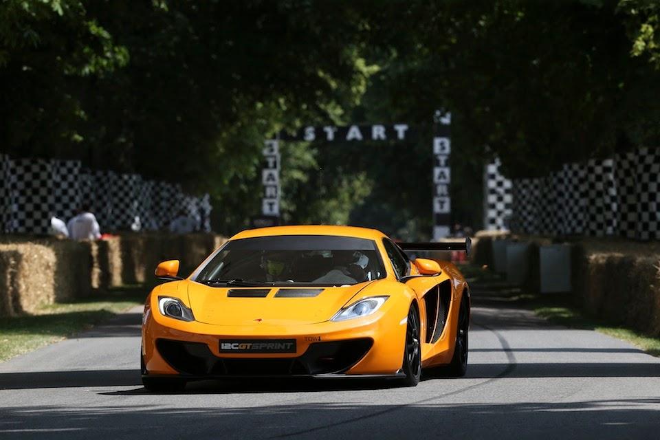 McLaren 12C GT Sprint 3