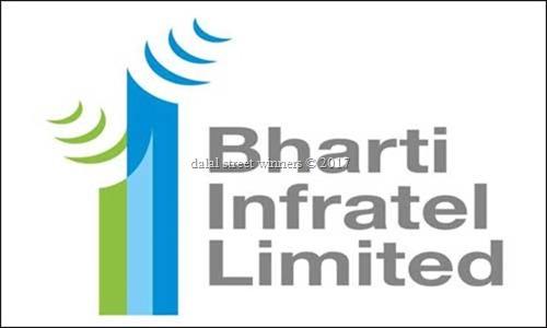 bharti infratel limited logo