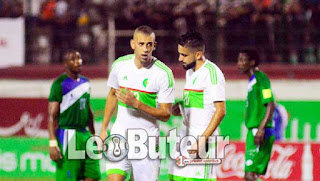 Boudebouz-Slimani, incident clos