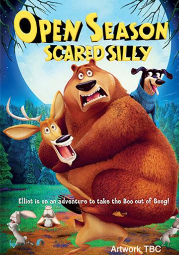 Open Season: Scared Silly (2015) คู่ซ่าส์ ป่าระเบิด 4