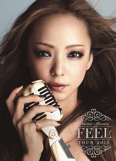 [TV-SHOW] 安室奈美恵 – namie amuro FEEL tour 2013 (2014.02.26/DVDISO/7.52GB)