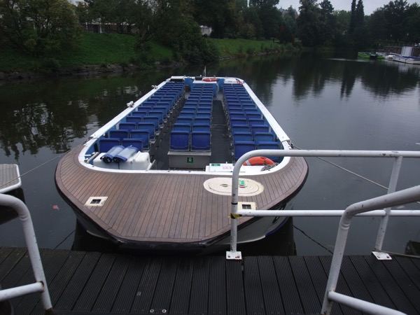 Padden Tour Boat