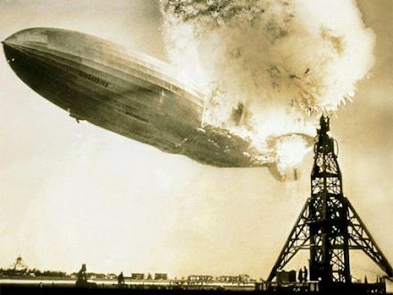 Σαν σήμερα στις 6 Μαΐου του 1937 συνέβη η καταστροφή του Χίντενμπουργκ