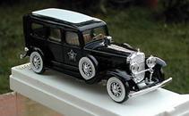 4056 Cadillac V16 limousine police